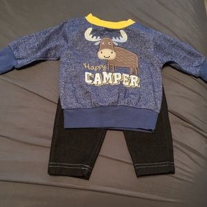 Bon Bebe baby outfit